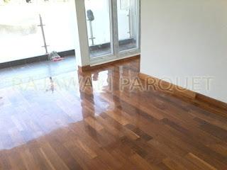 lantai kayu jati merbau murah