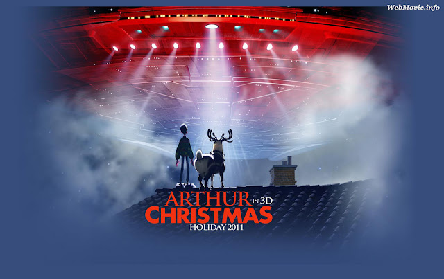 Arthur Christmas (2011) 720p Telugu Dubbed Movie Free Download