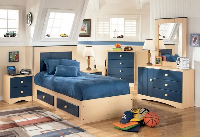 Boys bedroom furniture 1