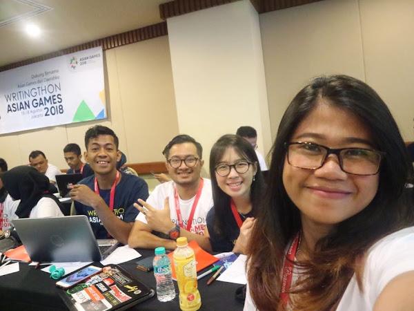 Inspirasi Writingthon dari Negeri Cendrawasih
