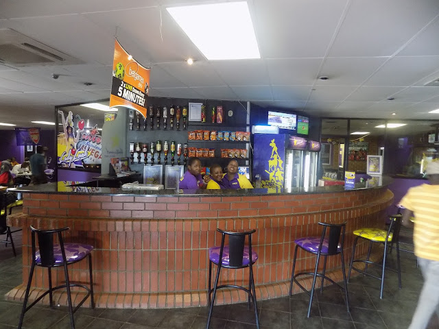 Hollywoodbets Alberton - Bar Area - Gauteng Branch