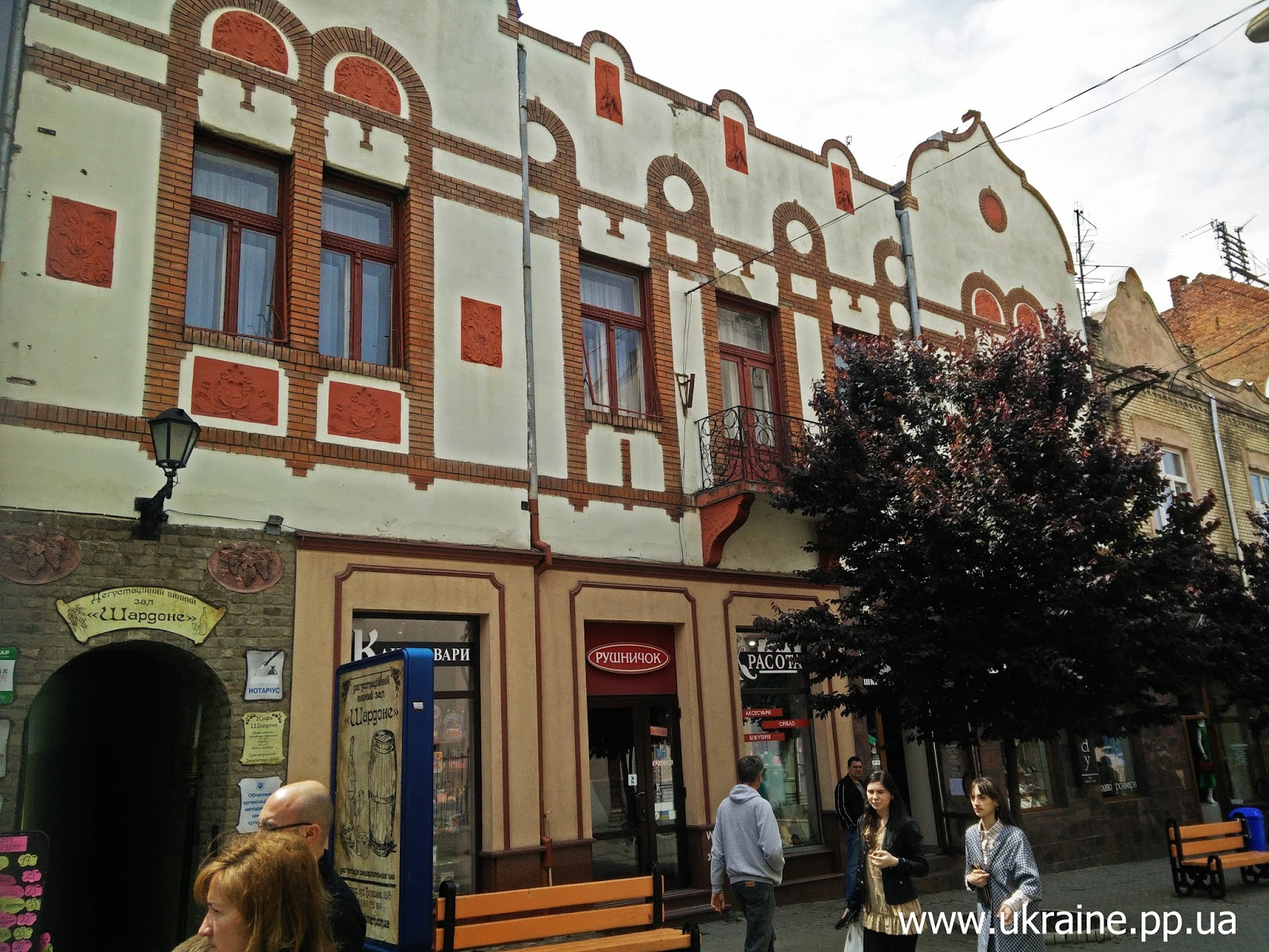 Архітектура Ужгорода