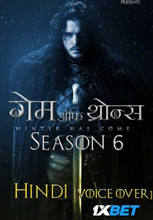 Download Game of Thrones Season 6 In Hindi Dubbed Bluray 720p