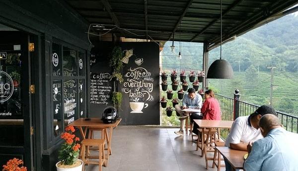 dara cafe puncak pass bogor
