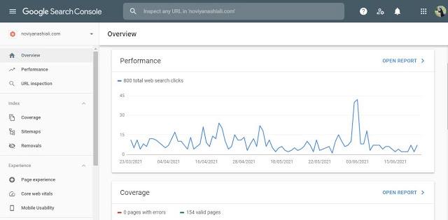 Mengenal Google Analytic dan Search Console
