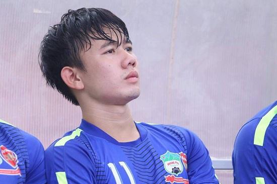 Minh Vương – chàng cầu thủ trẻ của Hoàng Anh Gia Lai