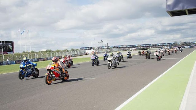 Sirkuit Gelaran MotoGP 2020 Siap Dilaksanakan