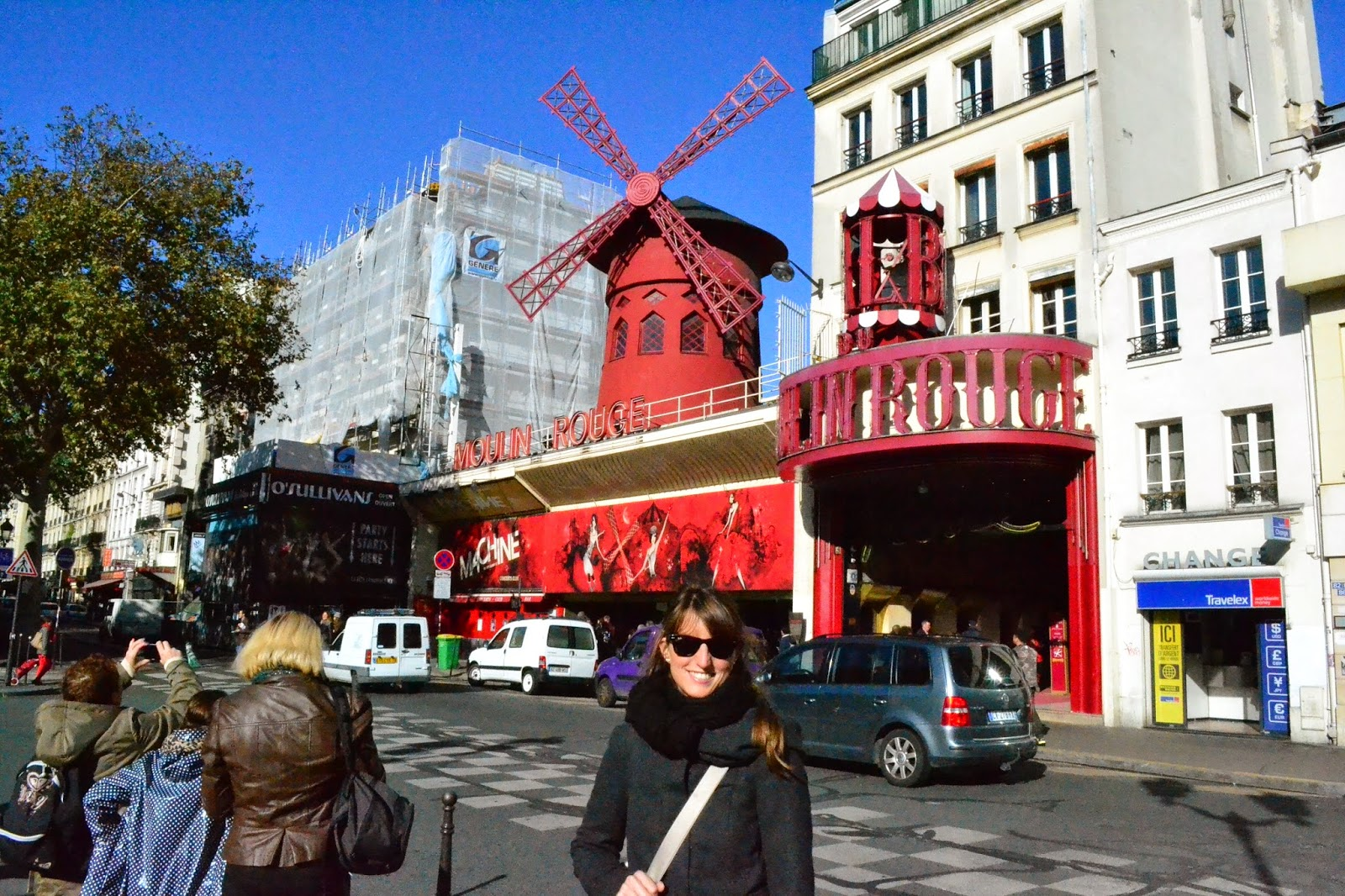 Moulin Rouge, paris. guia de viaje