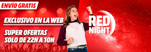 Mejores ofertas de la Red Night de Media Markt 23 abril de 2018