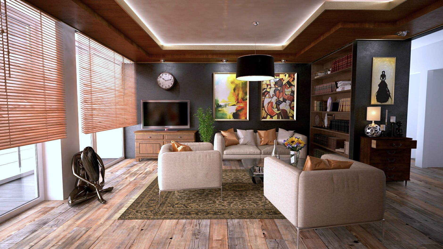 The Benefits to Designer High-End Painting and Textures