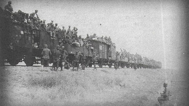 Η Άθλια Συμπεριφορά Των Τούρκων Στους Έλληνες Στρατιώτες Το 1941