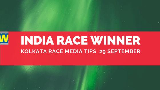 Kolkata Race Media Tips 29 September
