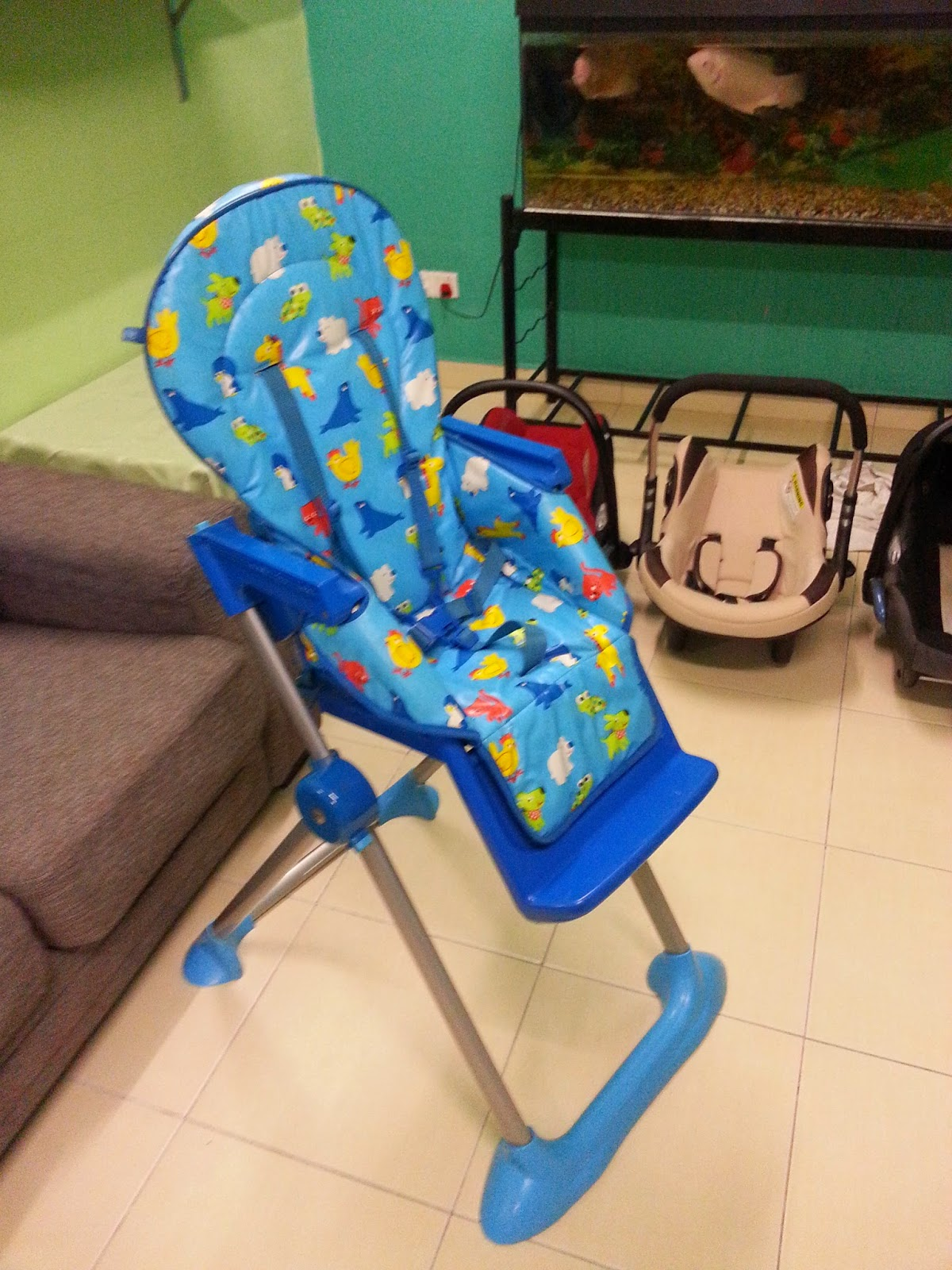 Owl High Chair Mothercare Cheap Fold Up Chairs Baby Bundles