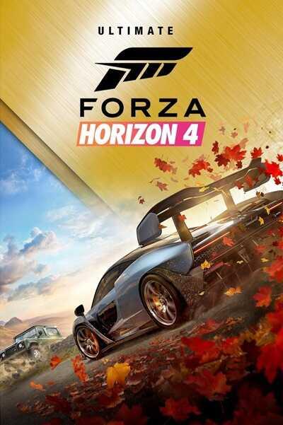 โหลดเกมส์ PC ฟรี Forza Horizon 4: Ultimate Edition