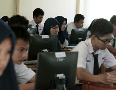 Contoh Soal Menggunakan Konjungsi dalam Kalimat - UNBK SMP 2020