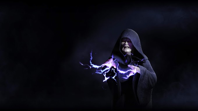 Star Wars Imperador Palpatine