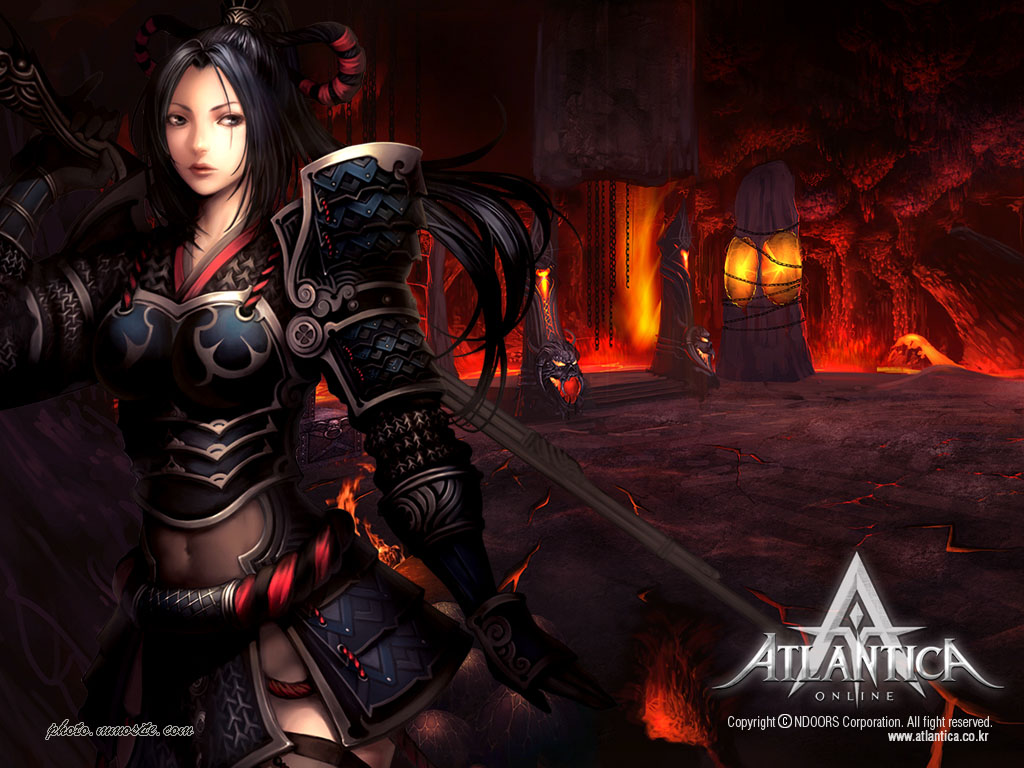 Atlantica Online Concept Art &amp- Wallpapers | Fantasy Inspiration