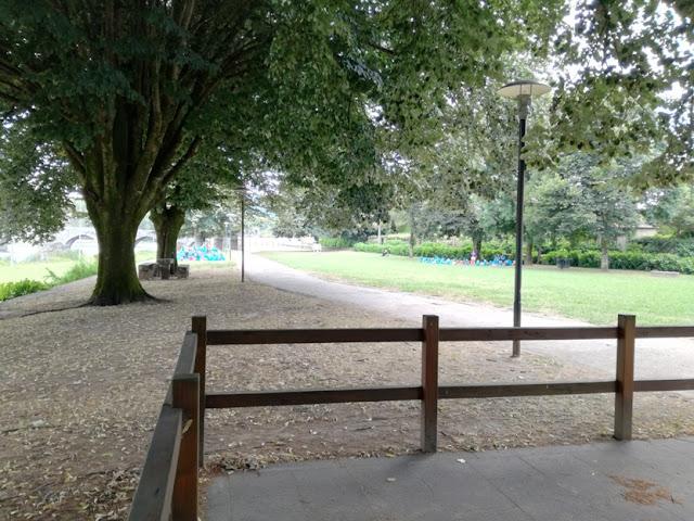 Parque de recreio e lazer do Arnado