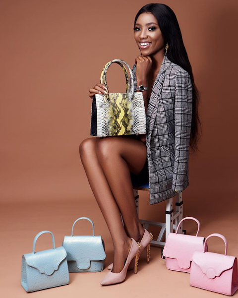 MBGN: Anita Ukah Launches New Bag Collection