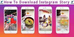 How-to-download-Instagram-Story-Without-Application