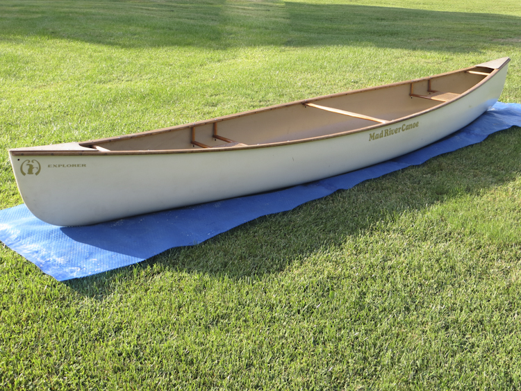 CanoeSherpa: Mad River Explorer for Sale