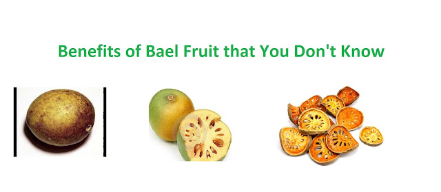 Benefits of Bael Fruit that You Don't Know