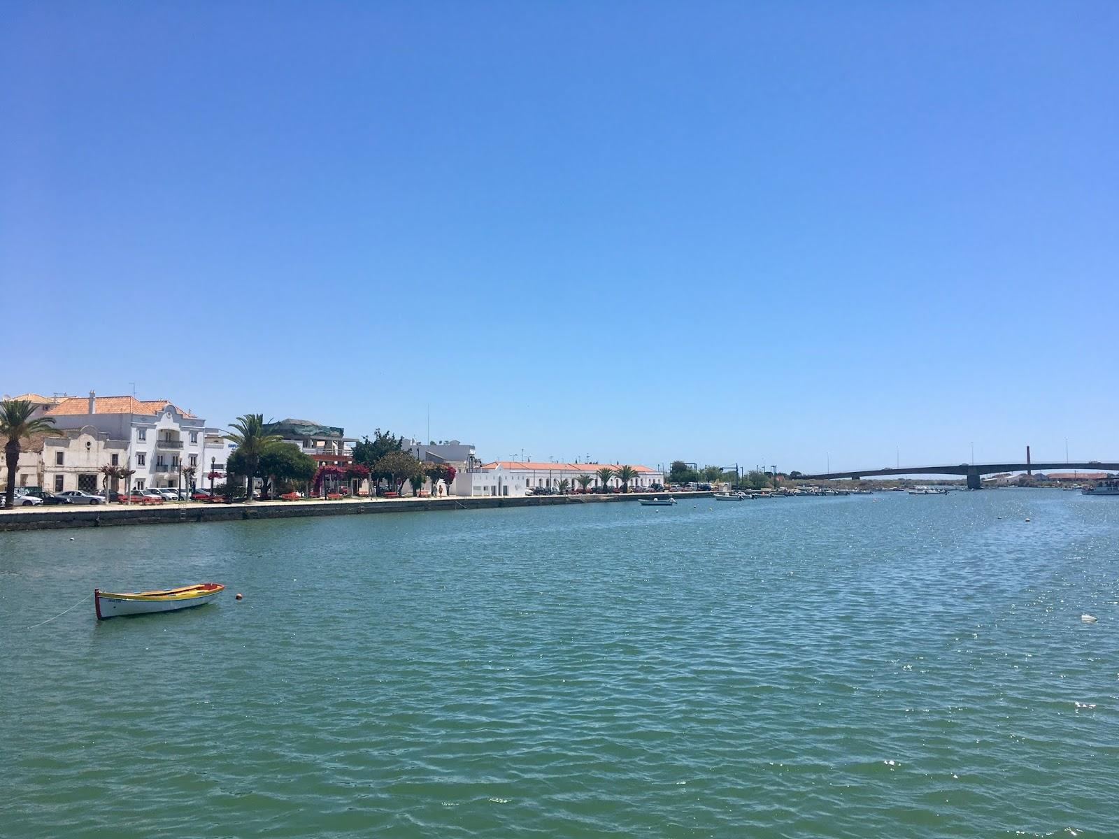 Gilão River Tavira, Portugal