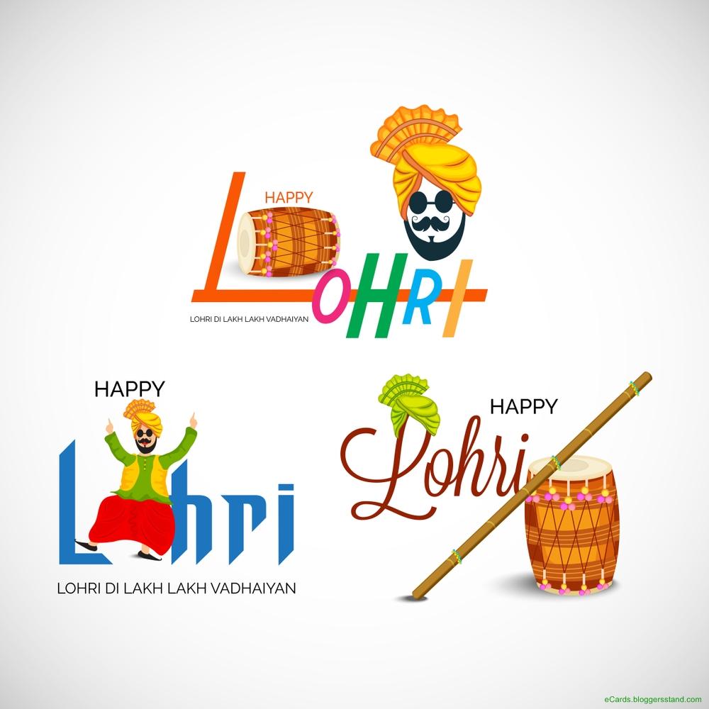 Happy lohri images messages in punjabi download 2021
