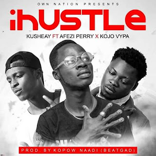 KUSHEAY SET TO DROP THE MOST ANTICIPATED SINGLE WHICH FEATURE(S) AFEDZI PERRY AND KOJO VYPA (Read Details)