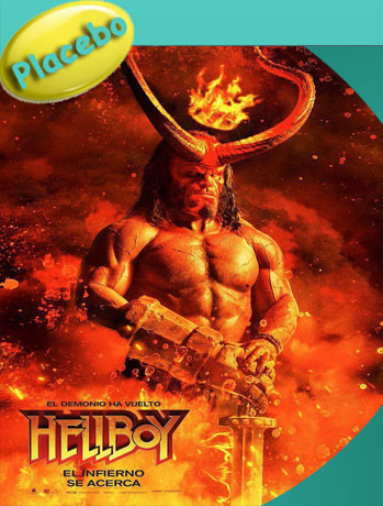 Hellboy (2019) HD [1080p-Placebo] Latino Dual [GoogleDrive] TeslavoHD