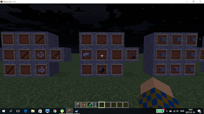 minecraft kovakő és acél crafting