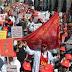 مسيرة احتجاجية في الرباط ضد قانون التقاعد