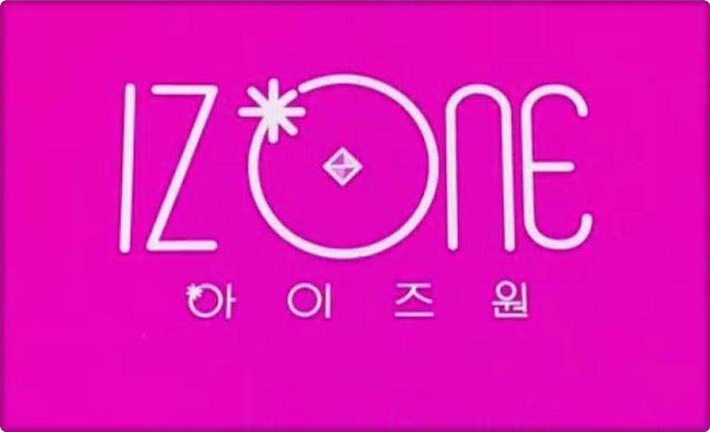 Fakta IZONE Logo Girlband Kpop Idol Group.jpg