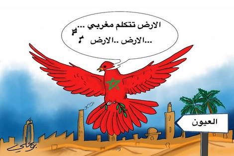 """agadir press : مغني الراب """"أزييد"""" يصدر أغنية """"الصحراء ديالي"""""""