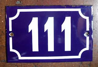 111, liczba, numerologia, liczba aniołów