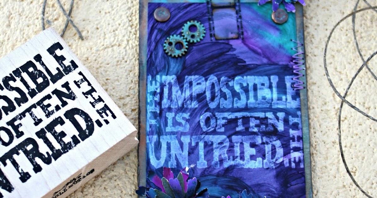 A Volte l'Impossibile... (12 Tag 2016 - Settembre)