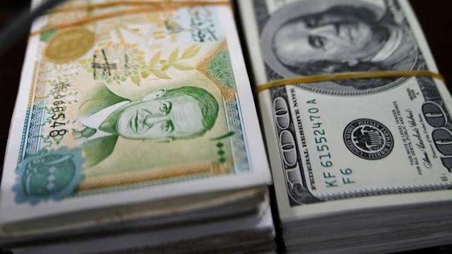 الليرة السورية تهبط لأدنى سعر لها قبل سنتين