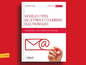 Télécharger : Modèles types de lettres et courriers électroniques en pdf