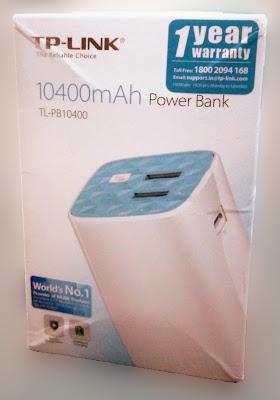TP-Link power bank review Sleepyhead speaks