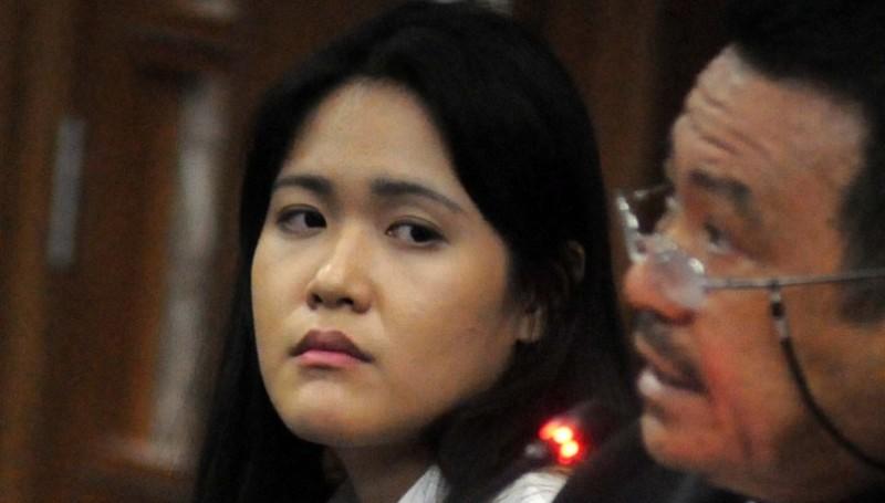 Jessica Wongso dan pengacaranya Otto Hasibuan