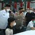 Wakapolri Tinjau Nagari Tageh Rumah Gadang dan Vaksinasi Covid-19 di HBT Pondok