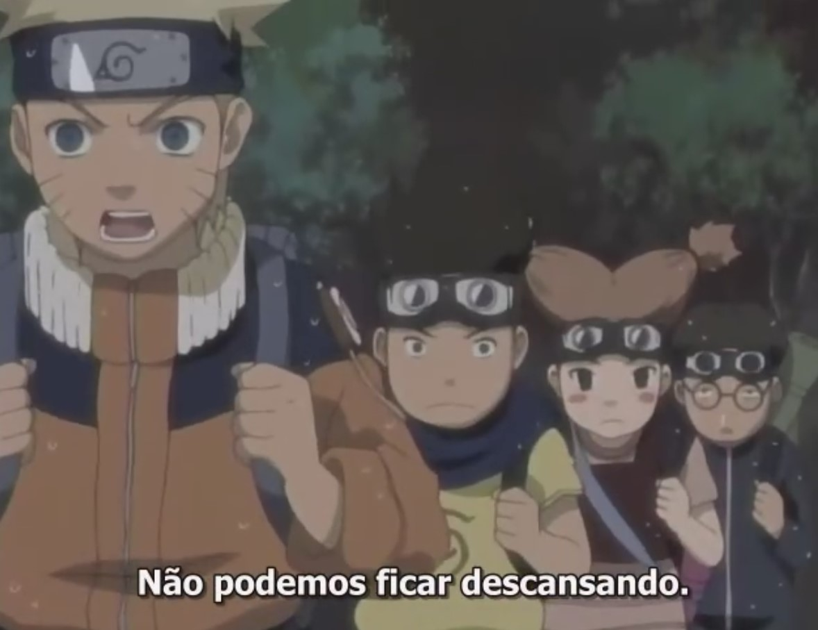 Naruto Episodio 158