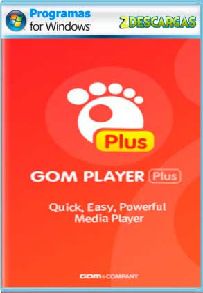 GOM Player Plus (2020) Full +Crack [Español]