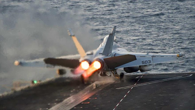 EEUU advierte: aviones sirios y rusos no deben volar en Siria