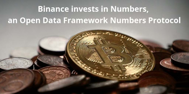 Binance invests in Numbers, an Open Data Framework Numbers Protocol