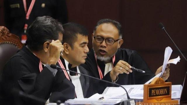 Perkiraan Putusan Mahkamah Konstitusi Pada Sidang Gugatan Prabowo-Sandi