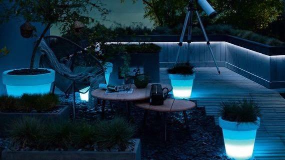 Garden Lighting Accessories & A Delightful Case Study 6