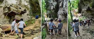Menjelajah bersama anak di Kete Kesu Tana Toraja Sulsel +Fotojelajahsuwanto