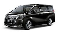 Harga Toyota Alphard Bandung
