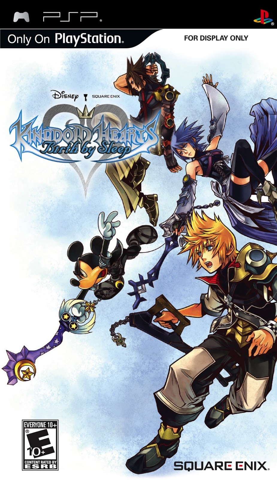ROMs - Kingdom Hearts Birth By Sleep Final Mix (Português) - PSP Download